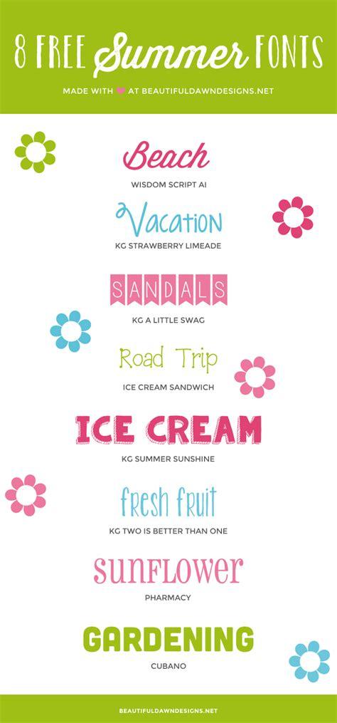 Wedding Font Collection Rar Free Summer Fonts Beautiful Designs