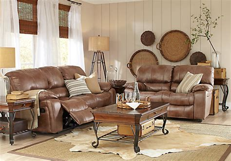 cindy crawford home alpen ridge reclining sofa cindy crawford home alpen ridge tan 5 pc reclining living