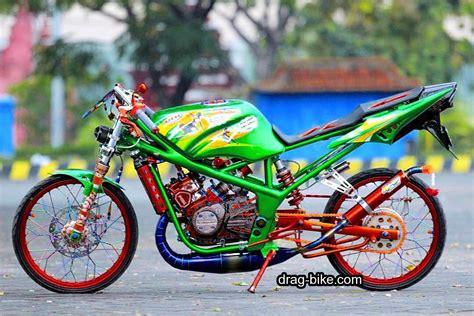 55 foto gambar modifikasi rr kontes racing drag bike