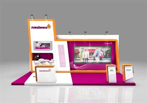 mark booth design barnsley astrazeneca exhibition booth on behance