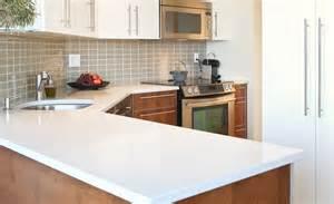 comptoir de cuisine en quartz nouvelle cuisine