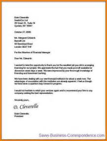 7 business letter format with enclosure quote templates