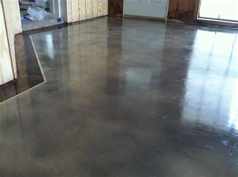 grey stained concrete floors in design gray stained