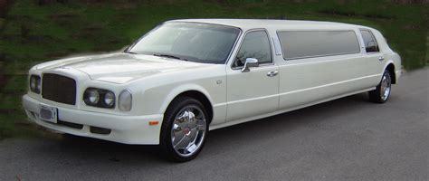 Bentley Limos Custom Bentley Stretch Limo One Of A Specialty