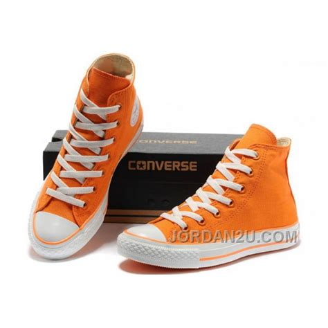 Sepatu Converse Size 37 43 Colorful converse new color orange dazzling chuck all canvas sneakers 2016 sale new