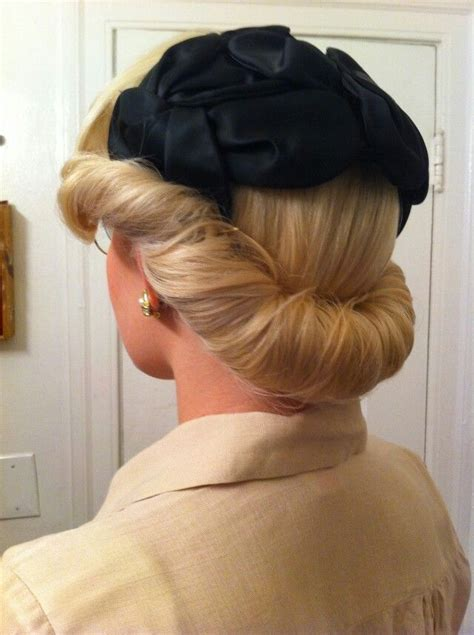Updo Hairstyles For Hats by Pin By Caitlin Flanagan On Hair