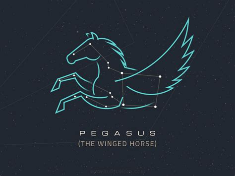 constellations pegasus by csaba gyulai dribbble