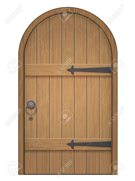 door clipart wooden fence png