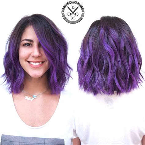 20 great shoulder length layered hairstyles pink lips medium length haircuts for thick hair