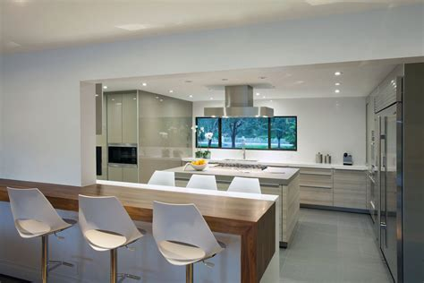 kitchen with island and breakfast bar kitchen island breakfast bar modern retreat in davie