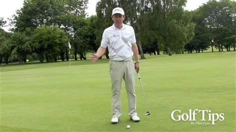 yips in golf swing leadbetter tv fault fixer short game 6 yips golf tips