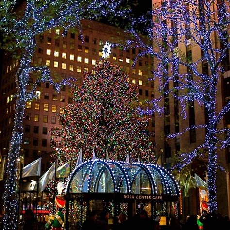 new york city holiday lights tour