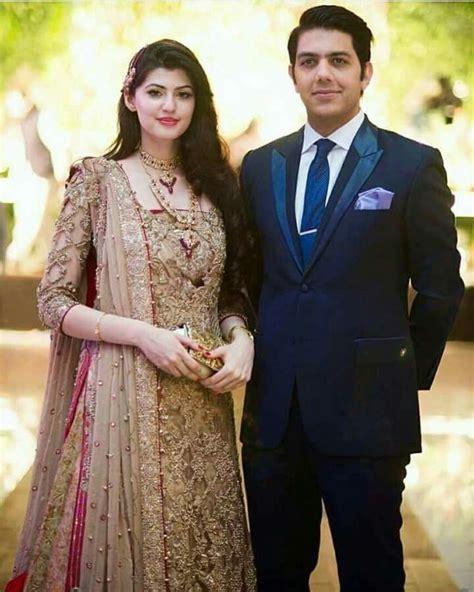 Beautiful Couple Gohar Mumtaz and Anum Gohar in a Recent