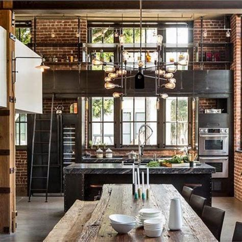 industrial style homes modern industrial home design axiomseducation com