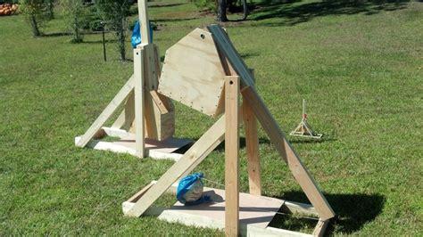 backyard trebuchet 44 best trebuchet and catapult images on pinterest