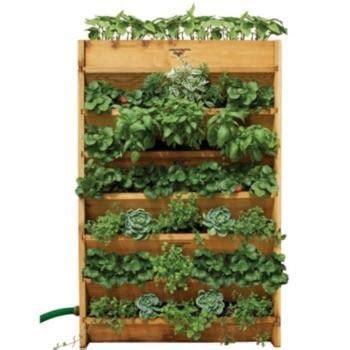 complete vertical garden kit made easy