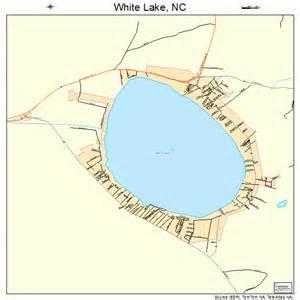 white lake carolina map 3773300