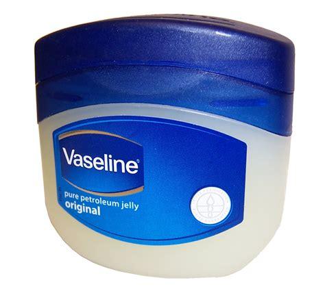 Vase Line by Vaseline Petroleum Jelly Makeup Remover Lubricant