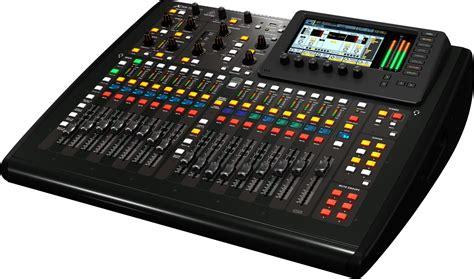 Mixer X32 behringer x32 compact 40 input digital mixer pssl