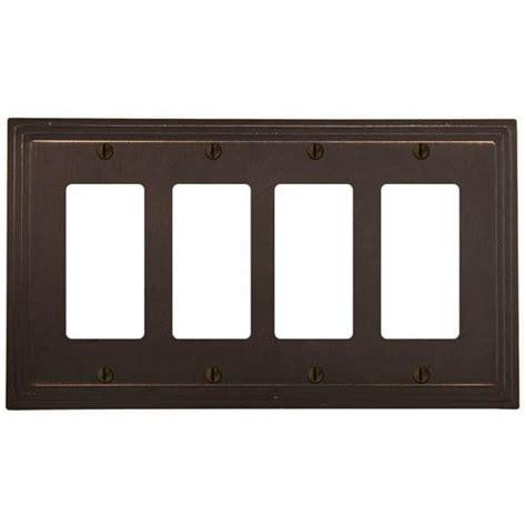amerelle 84dn steps cast metal wallplate satin amertac cl12bc 2 200 watt indoor programmable light