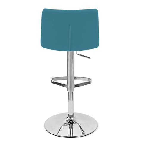 Light Stools by Lattice Adjustable Height Swivel Armless Bar Stool Zuri