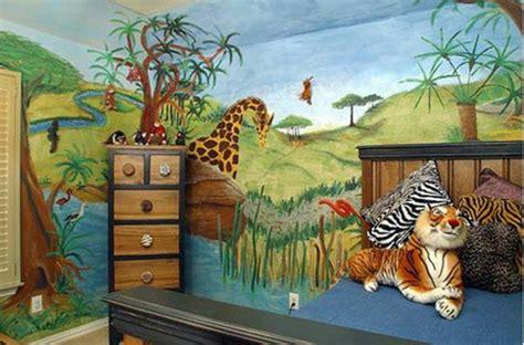 Kinderzimmer Safari Gestalten by Kinderzimmer Dschungel Gestalten