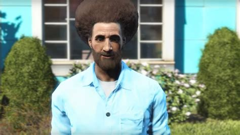 bob ross fallout 4 and bob ross go together like explosions and