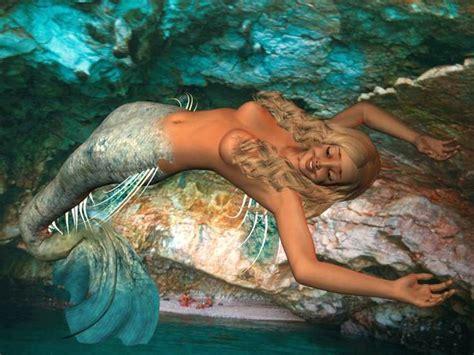 real mermaid photos on pinterest real mermaids real mermaids real mermaid resting on a rock by cyberalbi