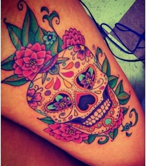 small sugar skull tattoo meaning 40 sugar skull meaning designs