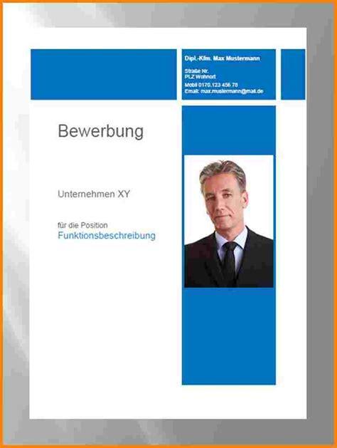 Bewerbung Deckblatt Bewerbung 10 Deckblatt Bewerbung Pdf Resignation Format