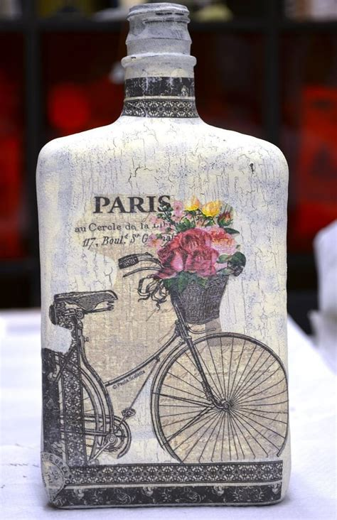 How To Decoupage A Glass Jar - best 25 decoupage jars ideas on definition of