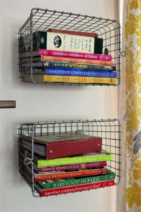 5 creative ways to store your books without shelves