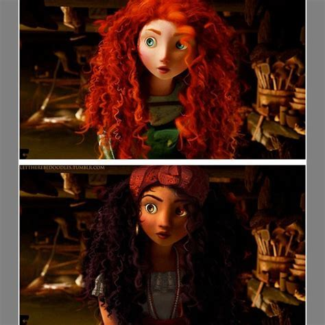 Disney Princesses ? Different Ethnicities   Culturally Fixated