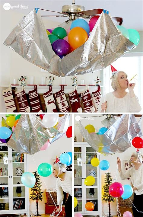 new home party decorations diy new year s eve party ideas one good thing by jillee