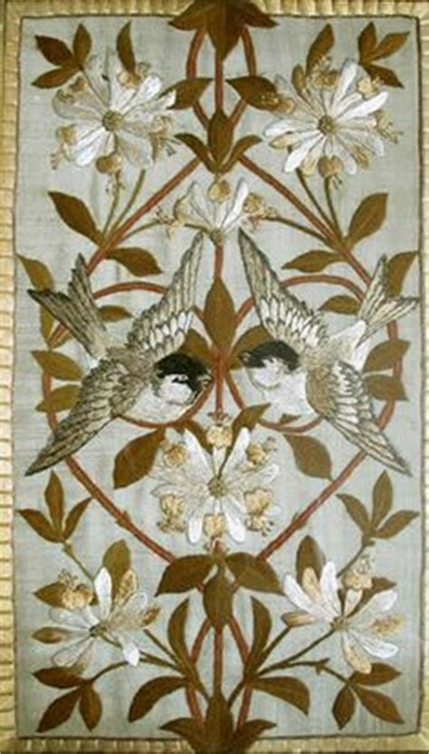 wandle deco william morris strawberry thief 1883 fabric