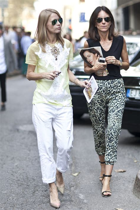 Looks Of The Week Fabsugar Want Need 14 by Milan Fashion Week Ss14 5 Chic Obsession