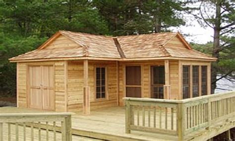 small cottage kits cottage  cabin kits affordable