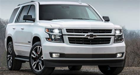 chevrolet tahoe 2020 release date 2020 chevrolet tahoe redesign release date and price