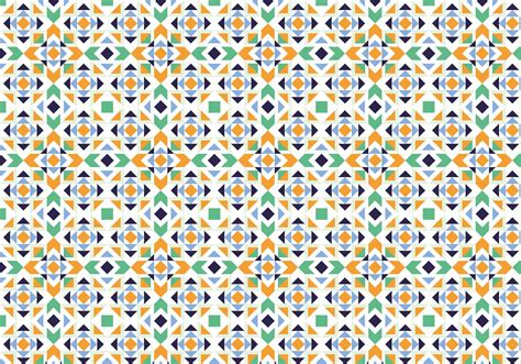 mosaic pattern vector abstract mosaic pattern download free vector art stock