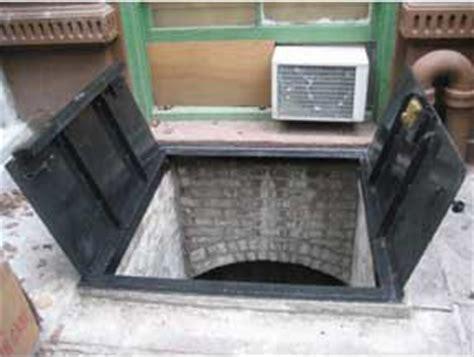 sidewalk basement doors window guards gates