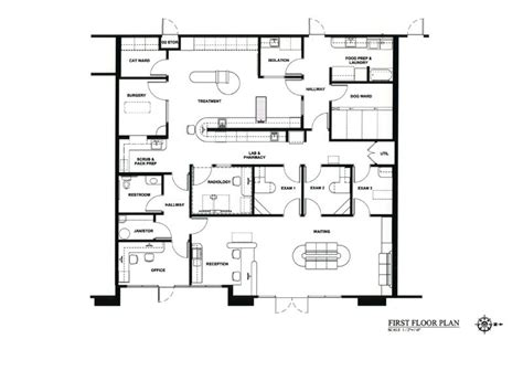 veterinary floor plans veterinary clinic floor plans home design inspirations