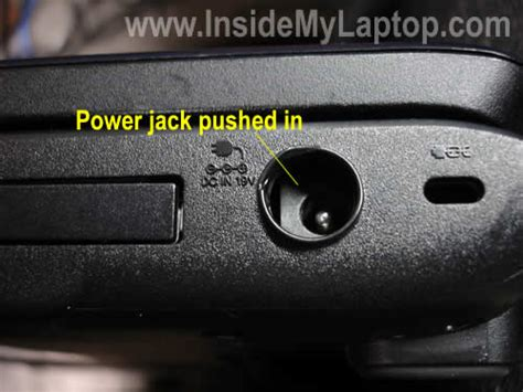 How To Fix Charger Port On Asus Laptop fixing that broken laptop power hackaday