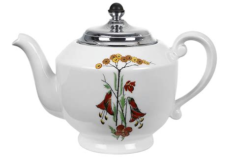 Rochester Home Decor by Vintage Art Deco Royal Rochester Teapot Omero Home