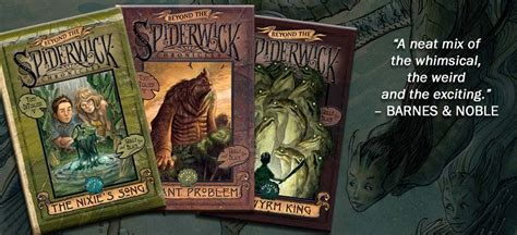 beyond the spiderwick chronicles tony diterlizzi never abandon imagination books