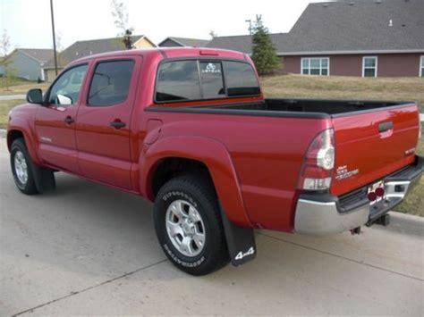 Toyota Tacoma 4 Door V6 Buy Used 2009 Toyota Tacoma Crew Cab 4 Door 4 0l V6