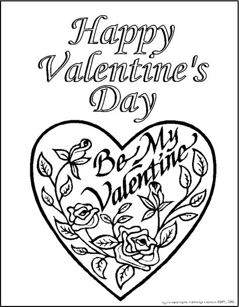 coloring pages san valentine 8 valentines day coloring pages