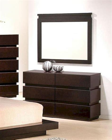 Dresser W Mirror by Modern Dresser W Mirror In Wenge 44b187dm