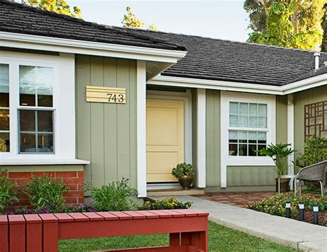 25 best images about mid century modern exterior house colors on mid century modern