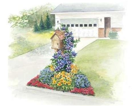 Preplanned Flower Gardens 159 Best Images About Hell Strips Curbside Planting On