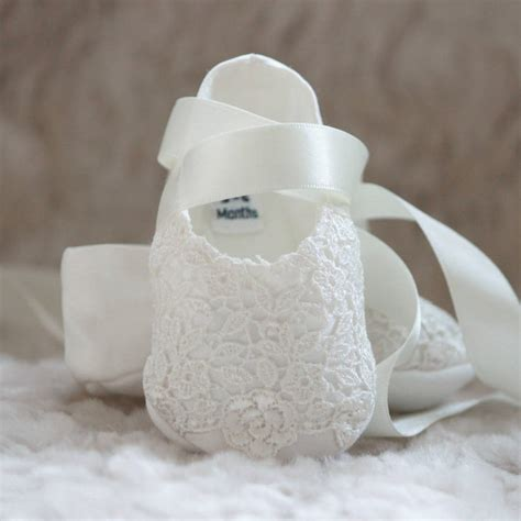 christening shoes baby christening booties by adore baby